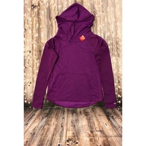 NWT Champion duo dry funnel neck workout hoodie